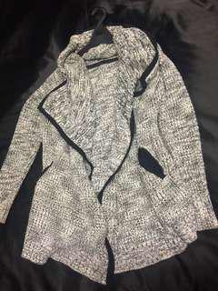 Waterfall grey coat