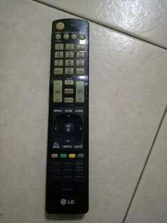 LG TV controller