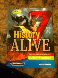 Jacaranda history live 7 student work book