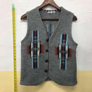 民族外套 vest