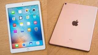 ipad pro 9.7 inch 128 GB pink 95% new