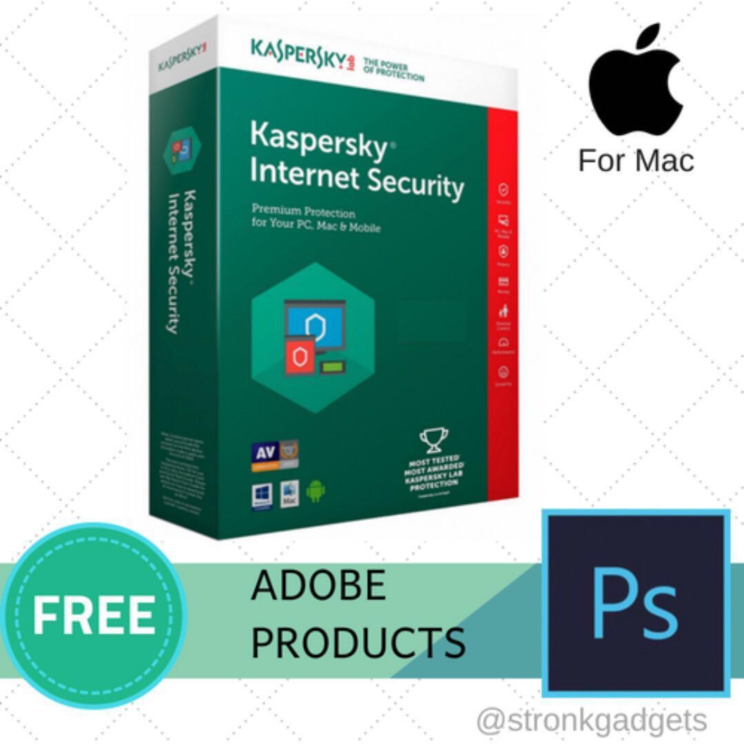 1 Mac Year Kaspersky Premium Internet Security 2019 Electronics Office 365 For 5 Pcmac 5tb Onedrive 2016 Original Valid Photo