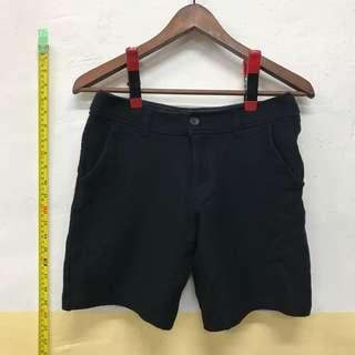 Muji US 絨褲 shorts