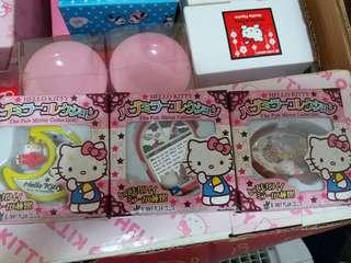 Hello Kitty 迷你擺設食玩三款