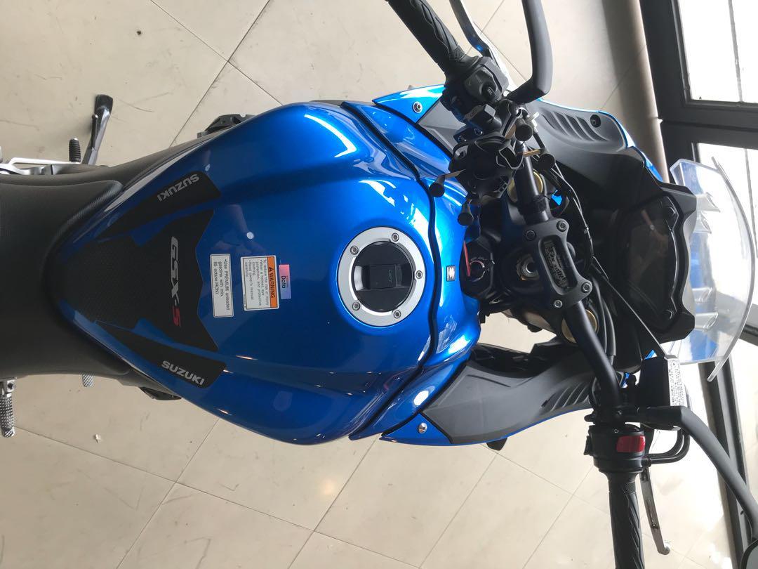 2015 SUZUKI S1000F ABS TCS 台鈴代理(黑手重機)