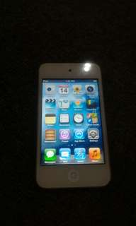Ipod Touch Gen 4th 8gb