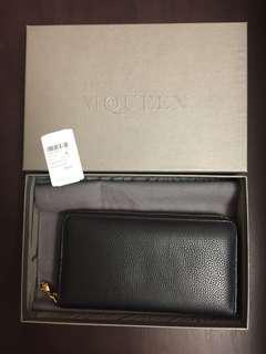 Alexander Mcqueen classic wallet