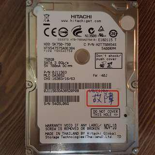 🚚 缺貨中--HDD (Bad track)  (malfunction)  (damage) (not functioning)故障品硬碟報帳、銷帳 2.5吋 HDD