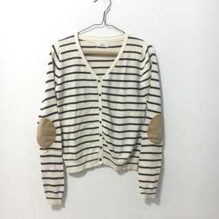 Striped Cardi from Korea