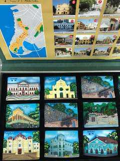 Macau Fridge Magnets