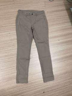 Uniqlo Pants Light Brown