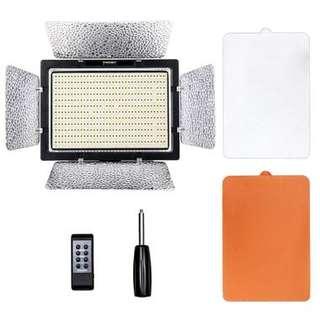 二手:Yongnuo 永諾 YN900 LED 單色日光攝錄燈