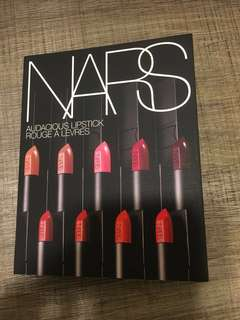 *Free by post* Nars Lipstick samples