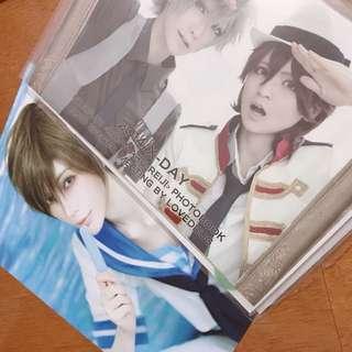Touya Hibiki cosplay pb + Stay mini poster