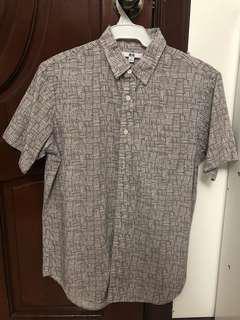 Unqilo Short Sleeves Shirt