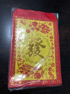 Old Type Red Packets Angbao