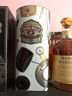 Limited edition chivas regal 12years