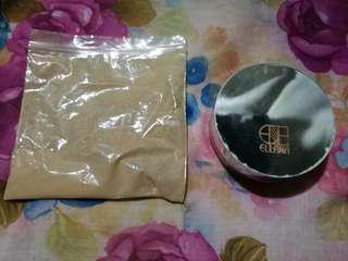 Ellana Cosmetics Loose Mineral Powder in Cafe Mocha
