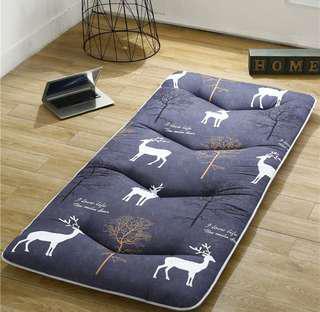 全新 高級棉質 榻榻米床墊  床褥  床單  床上用品