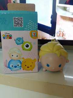 7-11 Tsum Tsum Elsa 環保袋
