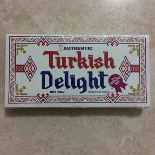 [Sale $12] RT Authentic Turkish Delight with pistachio
