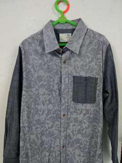 MEN'S TOP KEMEJA