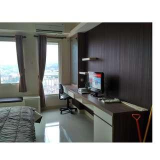 sewa apartemen bandung utara bagus mewah murah full furnish harian mingguan bulanan