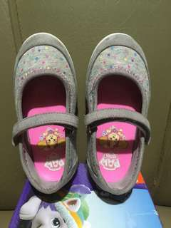 Paw Patrol Girl's Shoes Size 7