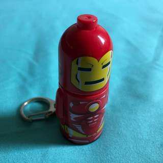Disney Marvel Iron Man Tony Stark Comic Figure Stackable Keychain Toy