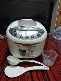 Tefal 智能電飯煲 1L (R15A)   Tefal Microcomputer rice cooker  1L (R1