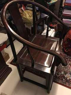 A pair of Antique Chair