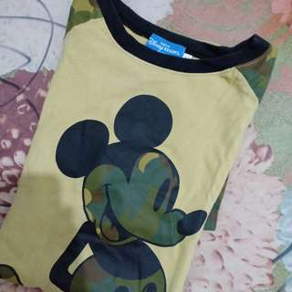 Walt disney army mickey