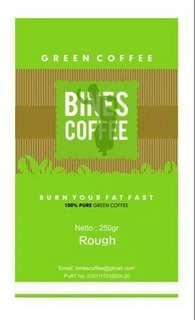 New Green Diet Coffe Arabica (Rough)
