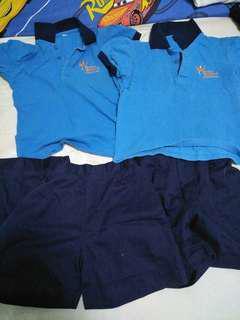 Wesley Vineyard Childcare Uniform
