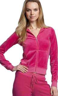 Hot pink juicy couture sweater