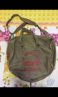 Scene 斜孭袋/Messenger Bag Travel Bag 大旅行袋