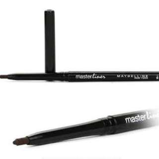 Maybelline Eyeliner ( 100% Authentic / Original ) - Masterliner Bk-1