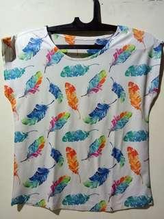 Baju Wanita Printed
