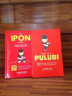 My Ipon Diary and Diary of a Pulubi