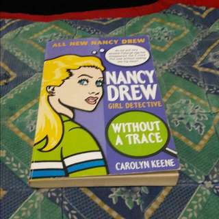FREE SHIPPING! Nancy Drew Girl Detective