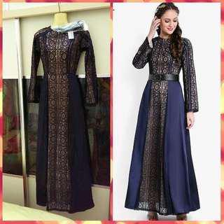 ZALIA LACE DRESS