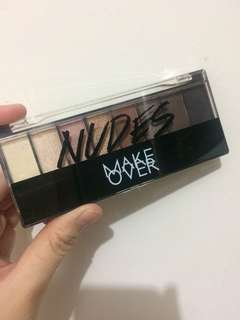 MAKE OVER NUDES EYESHADOW PALETTE