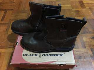 Safety Boot Black Hammer