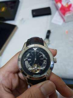 🚚 亞曼尼機械錶