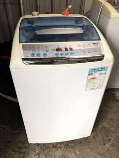 ZANUSSI 6.0 kg洗衣機(快者優先)