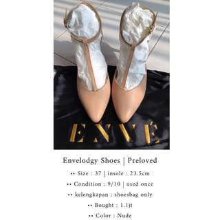 Envelodgy Nude Shoes