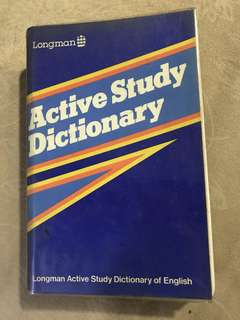 Active Study Dictionary