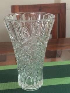 Authentic Crystal Vase