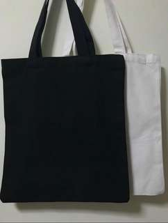 Canvas Plain Tote Bag good material