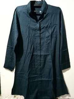 Kemeja Dress Wanita